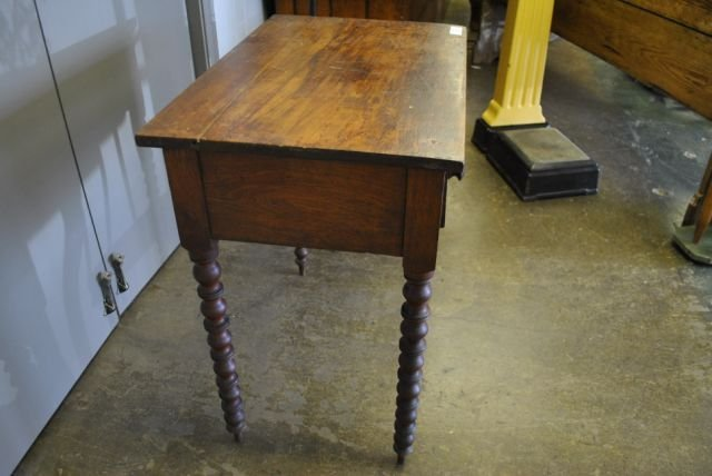 Early 1 Drawer Table - 2