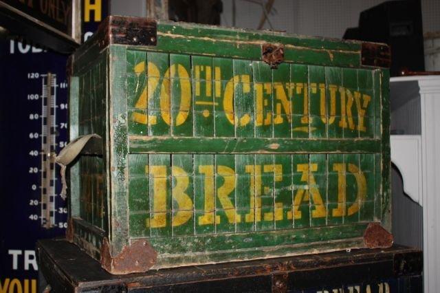Bread Shipping Box     (302)
