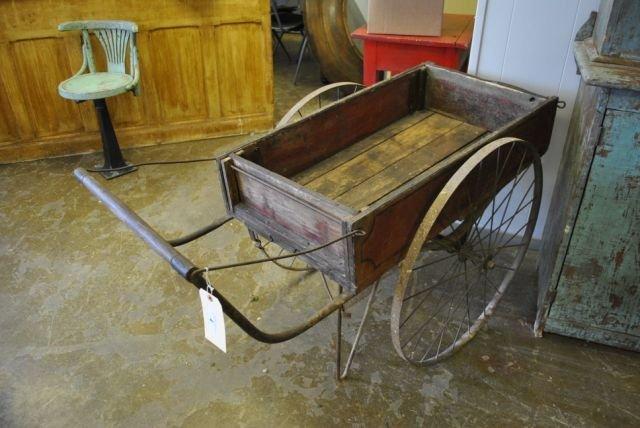 French Garden Wagon