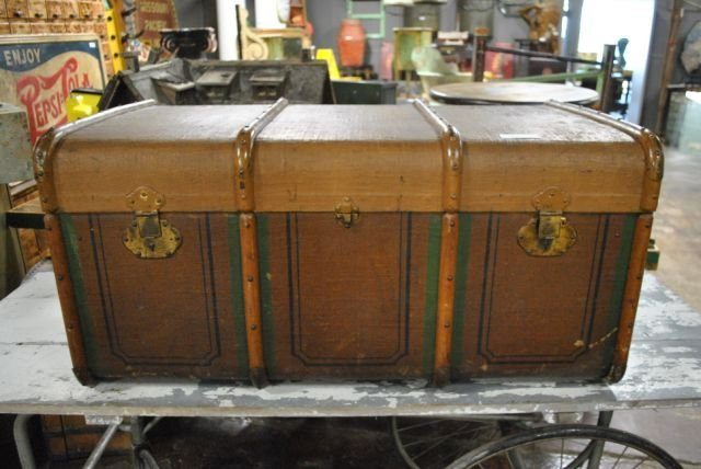 Early Traveling Trunk