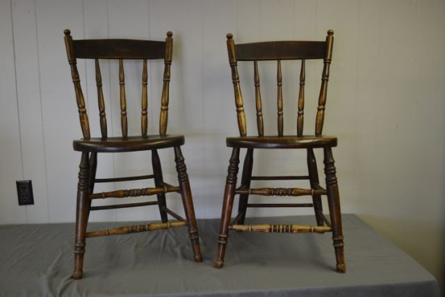Country Chair X4