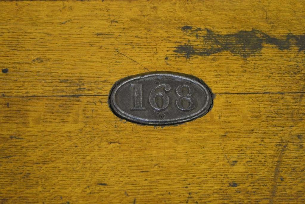 Table from Pa. Railroad Station X2
