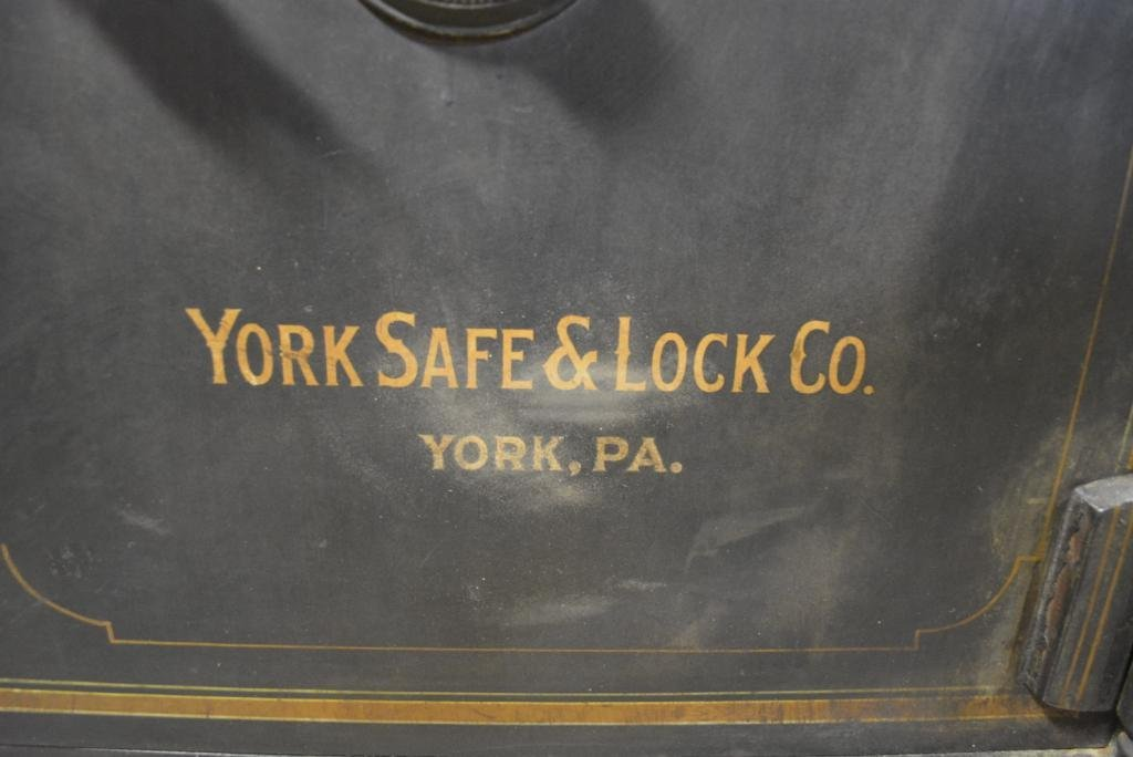 York Safe and Lock Company Safe with Combination - 4