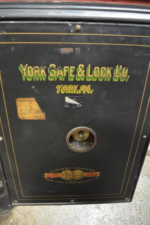 York Safe and Lock Company Safe with Combination - 5