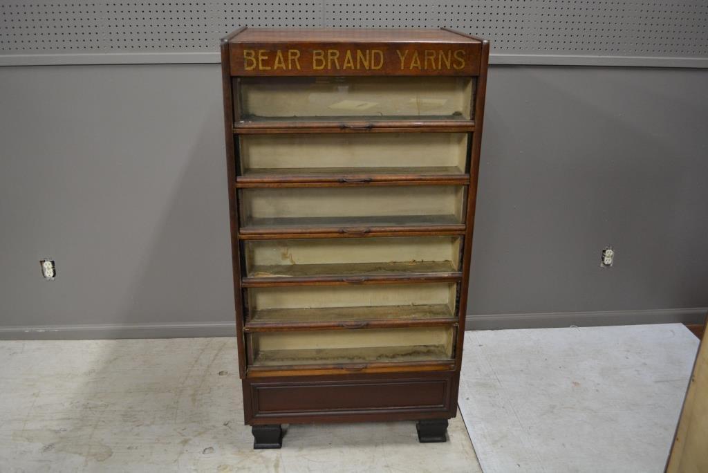 """Yarn Cabinet X2  -  52 1/4""""H, 27 1/2""""L, 23""""W    ea."""