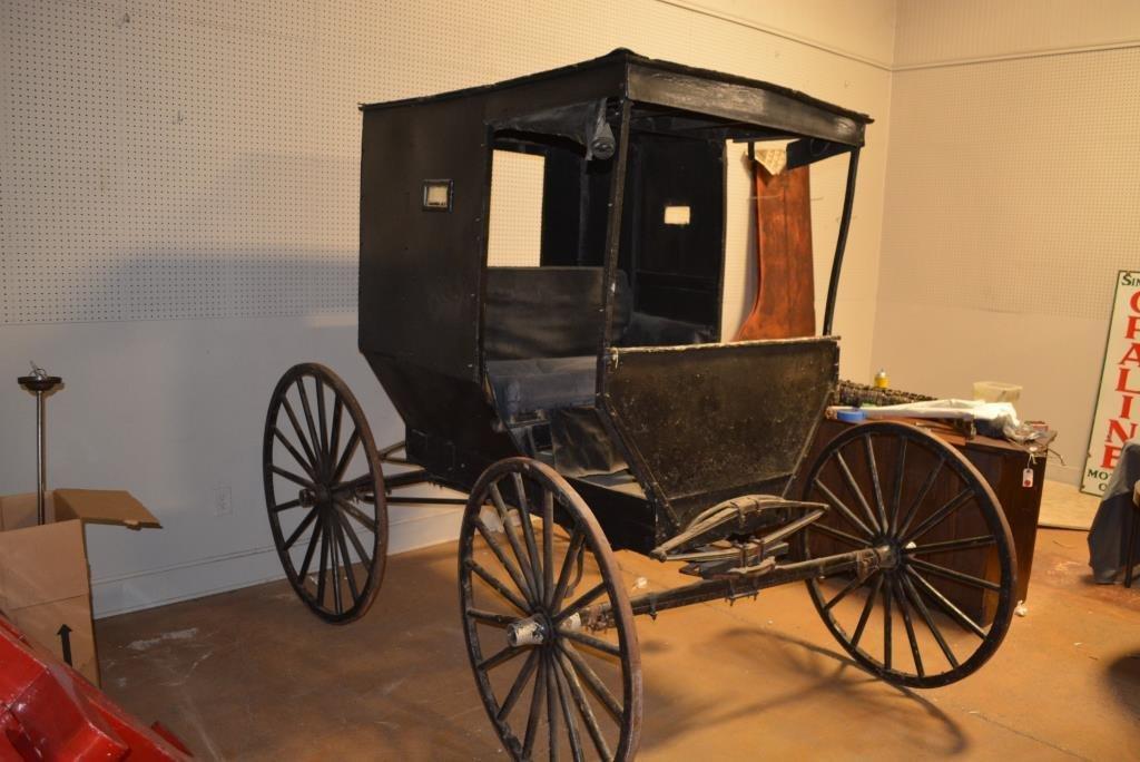 Amish Doctors Wagon