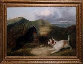 """J. Langlois """"Untitled Landscape"""""""