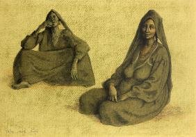 Francisco Zuniga - Impressions Of Egypt