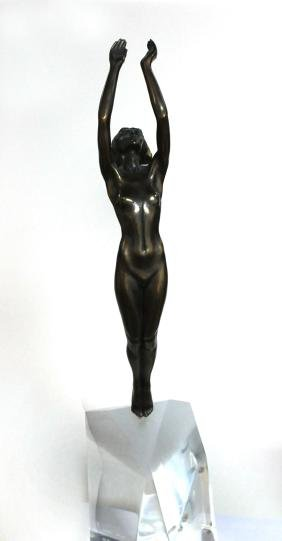 Frederick Hart - Ascent to Victory (Female)
