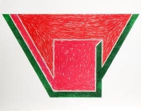 "Frank Stella, ""union"""
