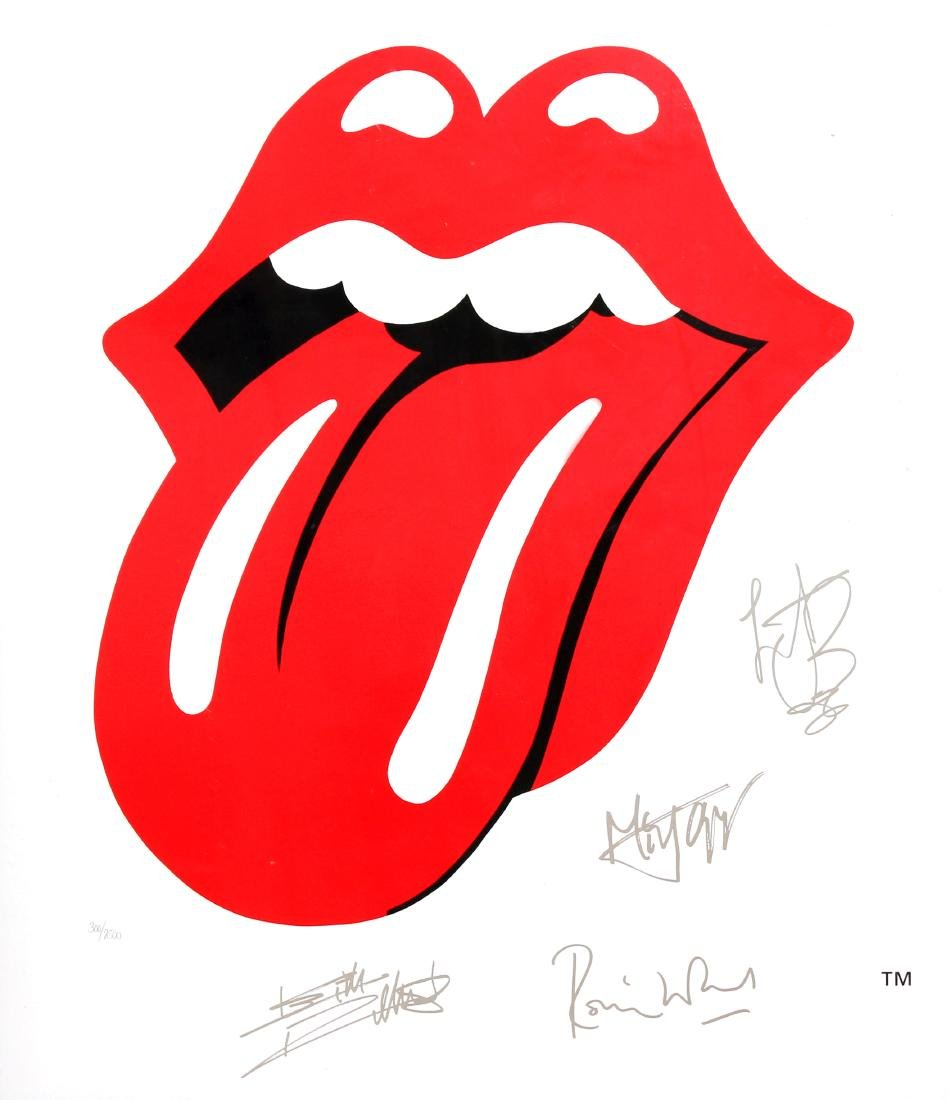 The Rolling Stones - Rolling Stones Logo