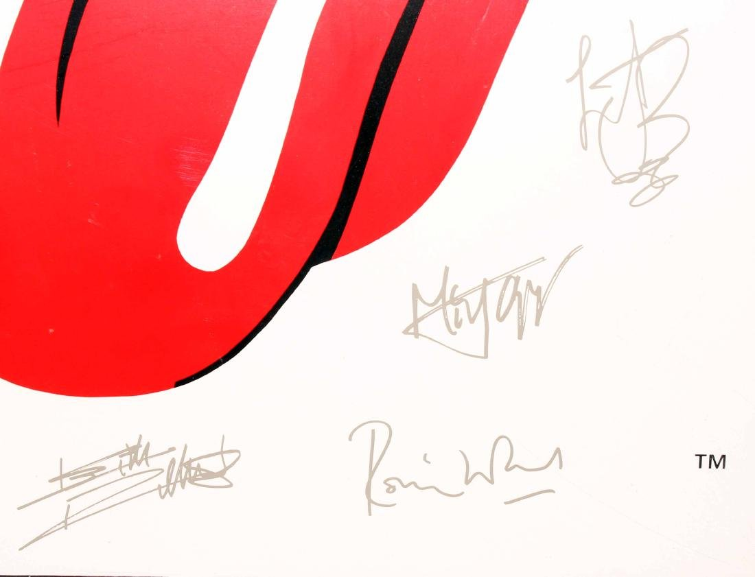 The Rolling Stones - Rolling Stones Logo - 2