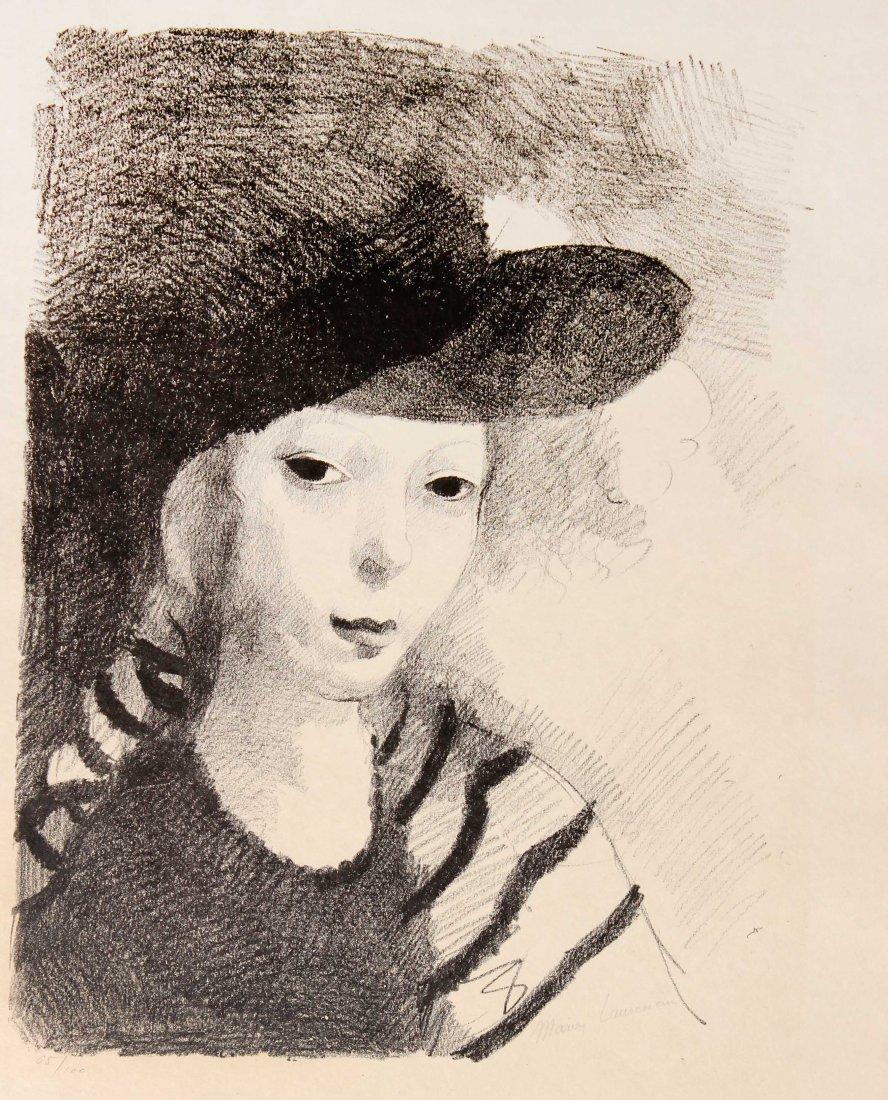 Marie Laurencin - Portrait of the Artist