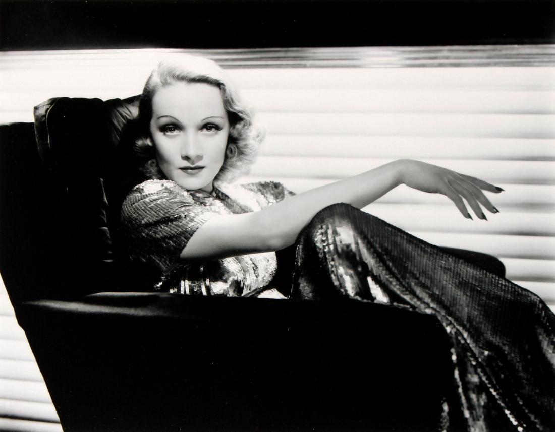 George Hurrell - Marlene Dietrich II