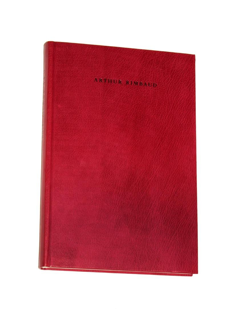Robert Mapplethorpe - A Season in Hell (Leather Bound - 4