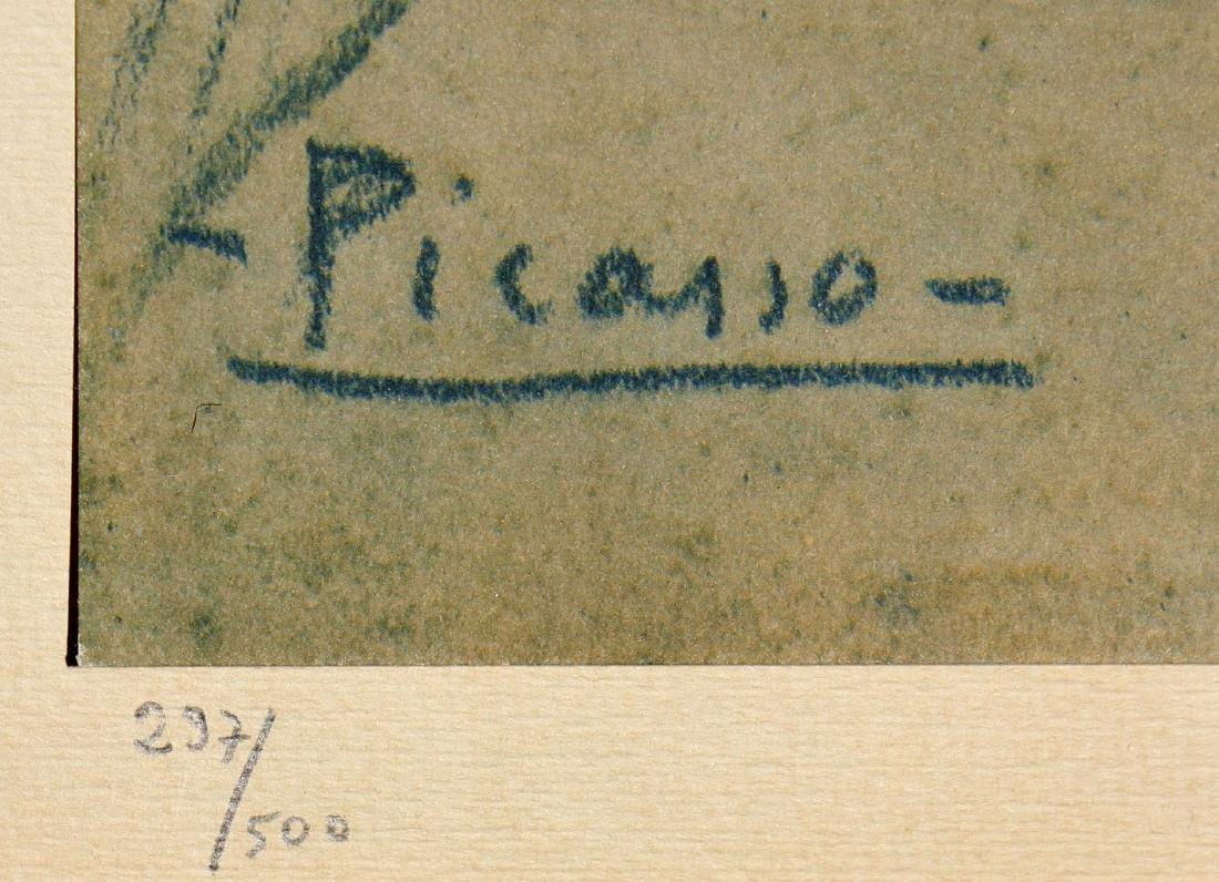 Pablo Picasso (After) - La Diseuse - 2