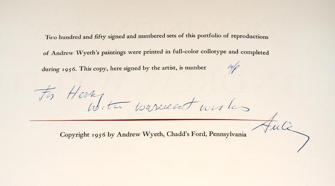 Andrew Wyeth  - Christina Olson - 2