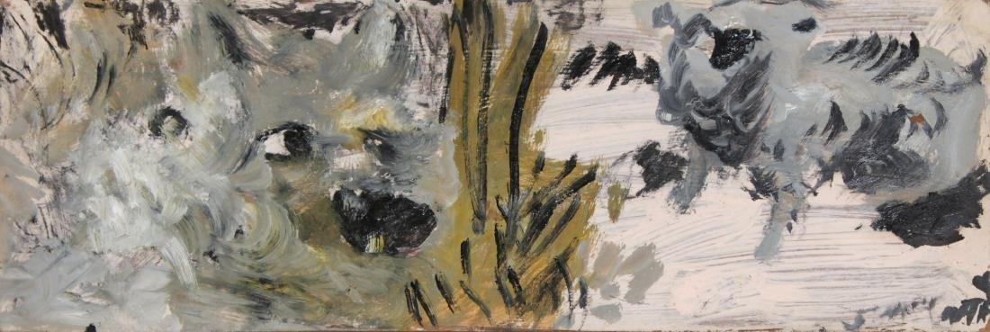 Justin McCarthy - Wolf and Sheep