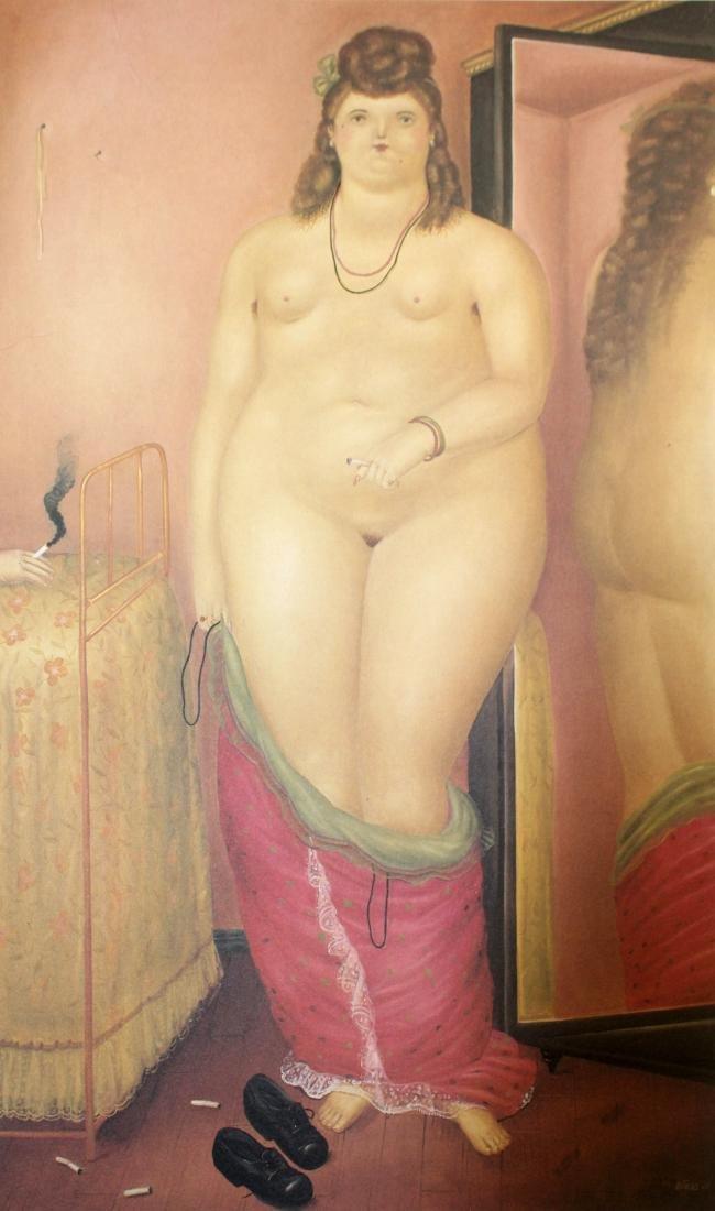 Fernando Botero  - Amparo