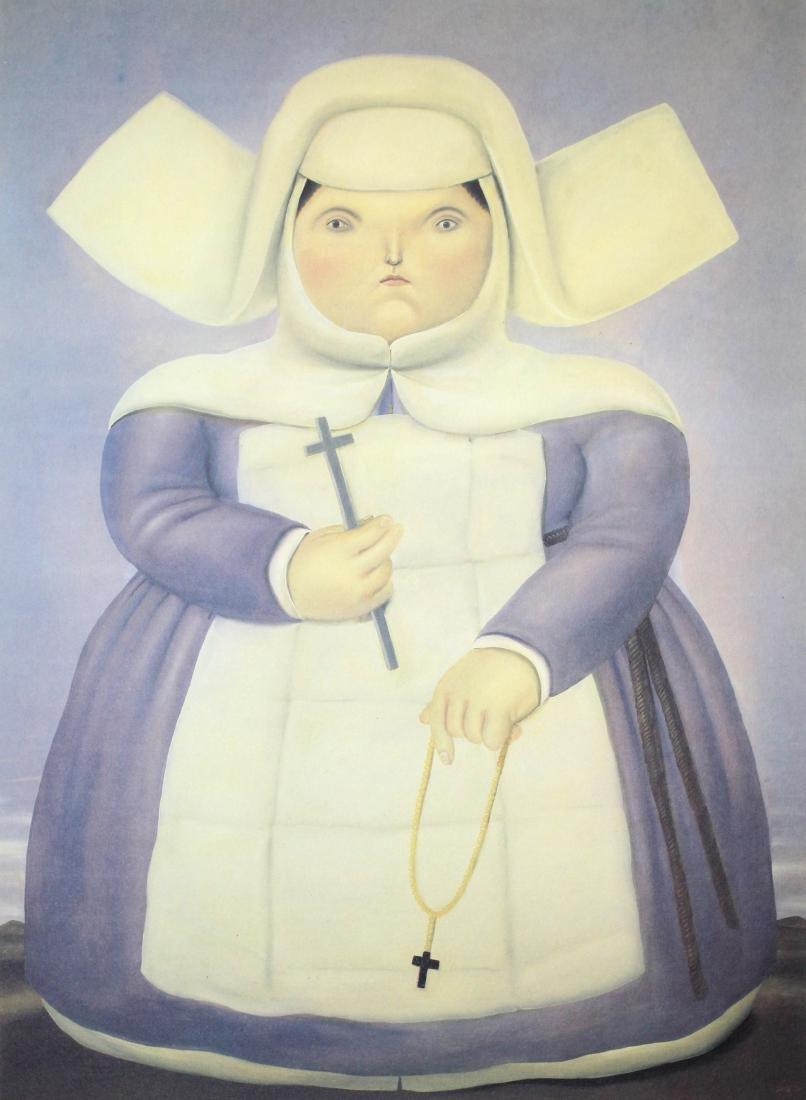 Fernando Botero  - Mother Superior