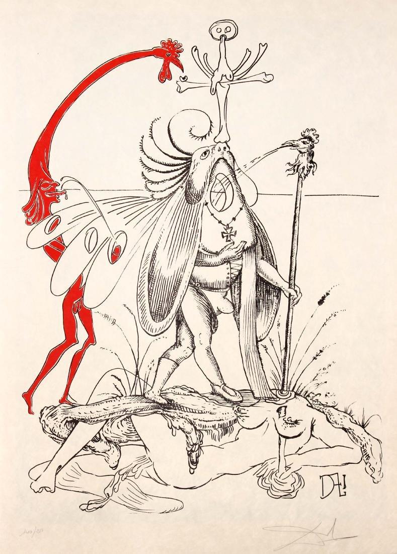 Salvador Dali - Pantagruel I