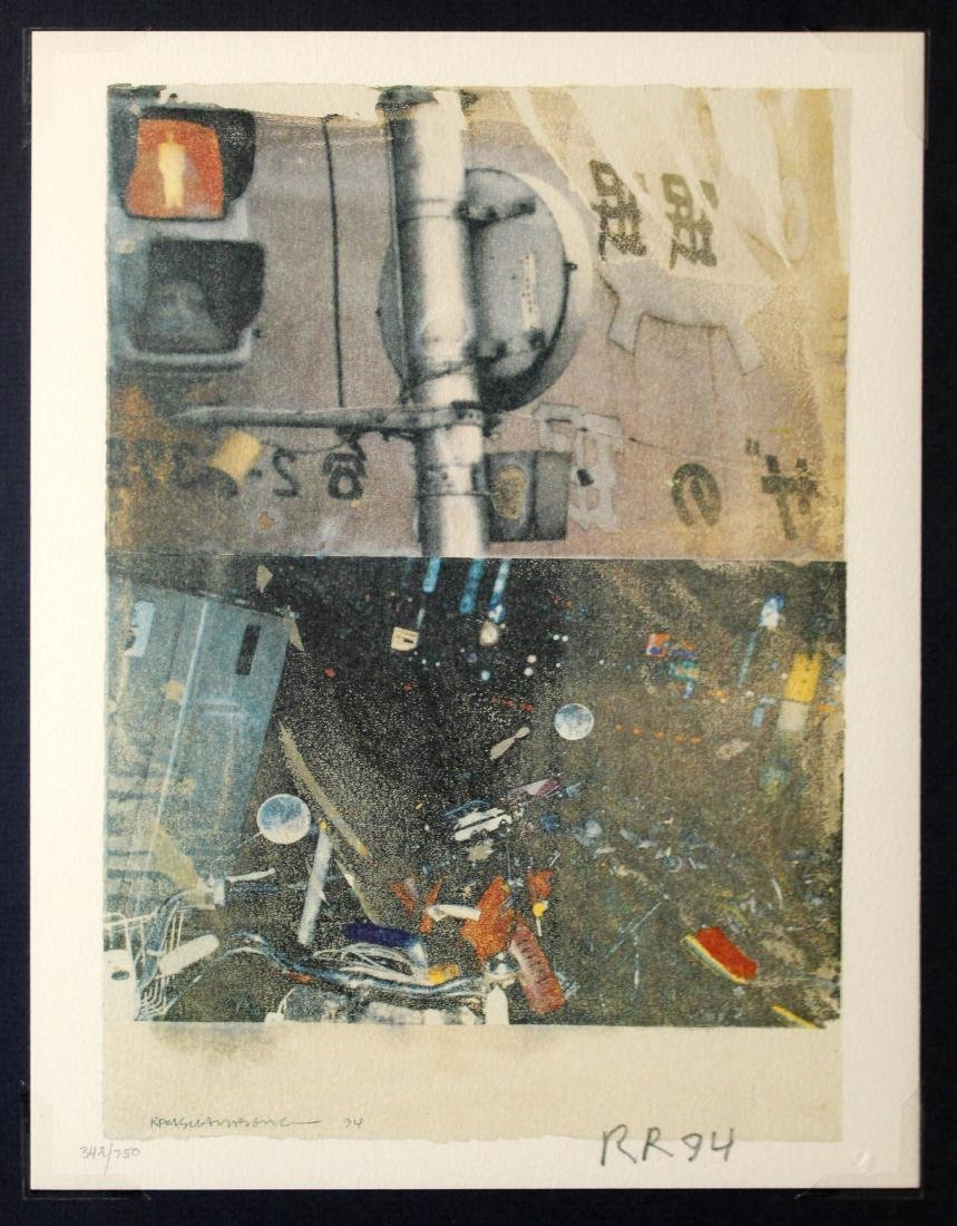 Robert Rauschenberg - United Nations