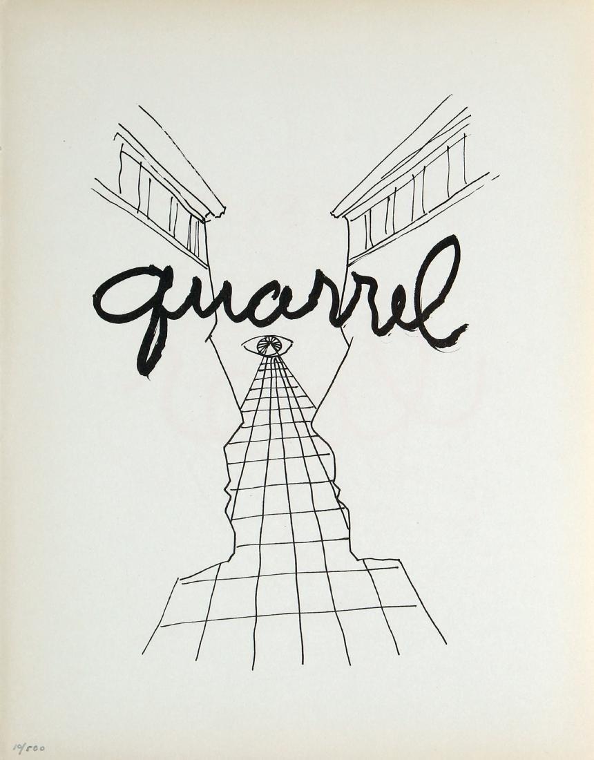 Man Ray - Quarrel