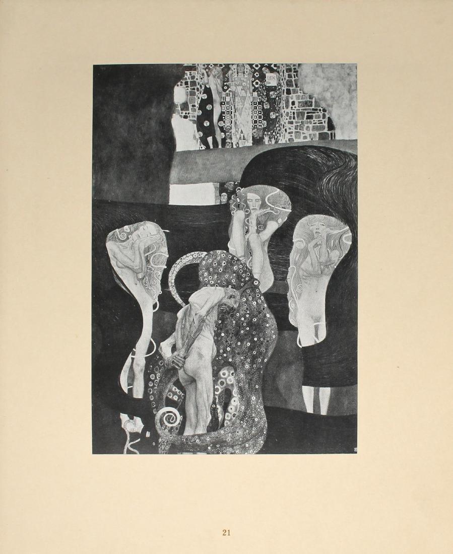 Gustav Klimt - Die Jurisprudenz