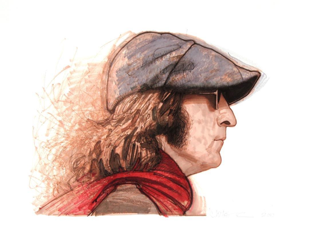 Sebastian Kruger - John Lennon