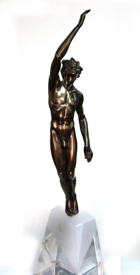 Frederick Hart - Ascent to Victory (Male)