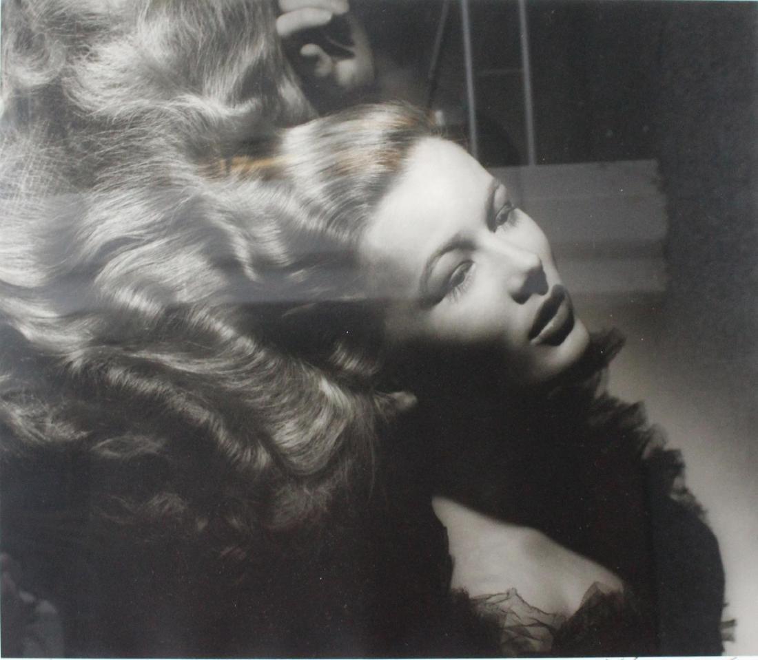 "George Hurrell - Veronica Lake from ""Portfolio III"""