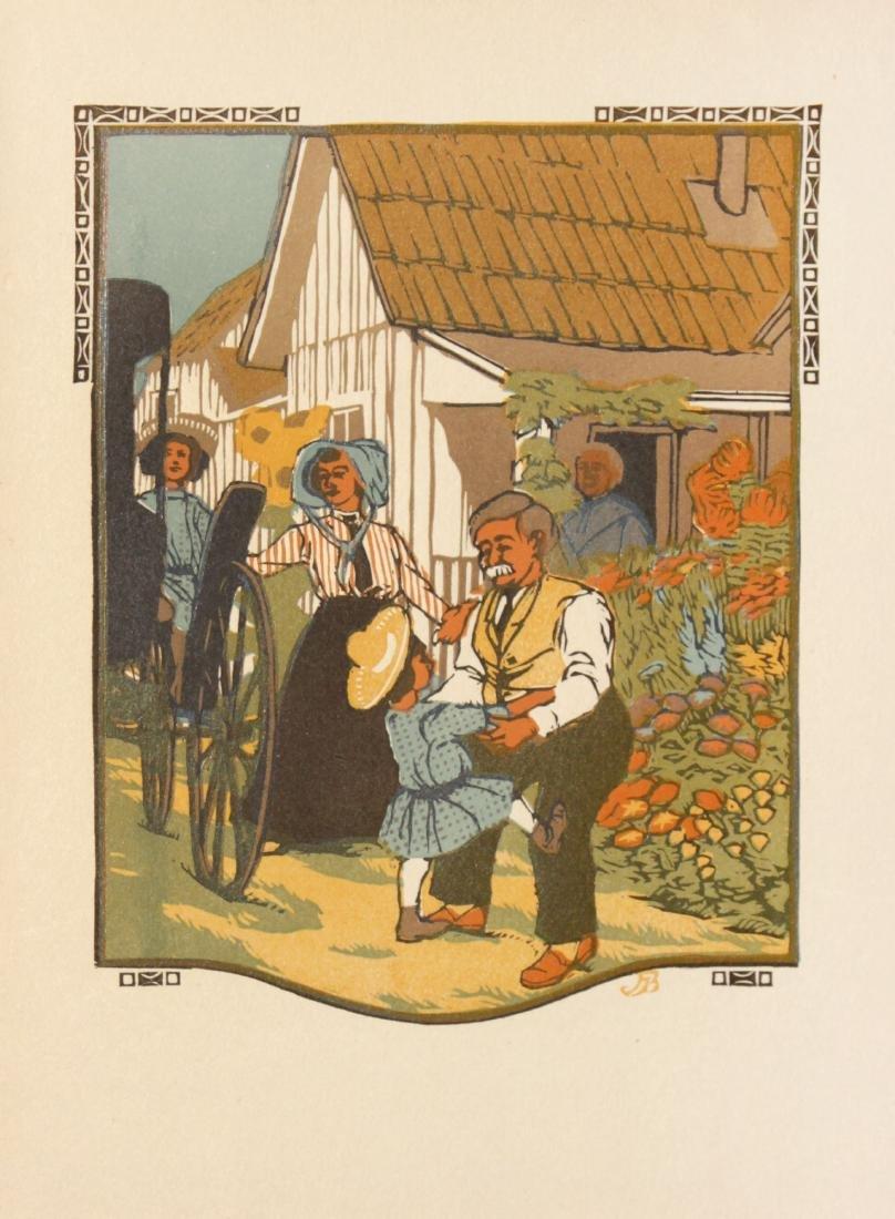 Gustave Baumann - September