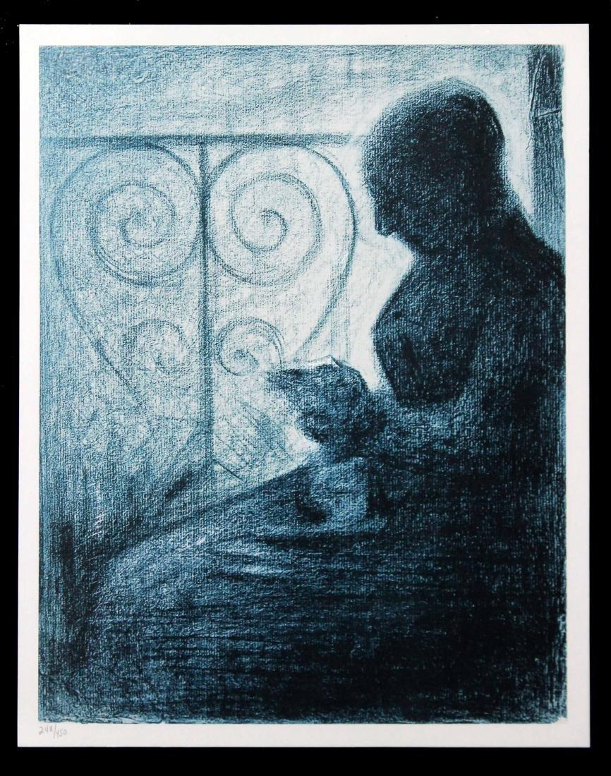Tavola 35 by Georges Seurat