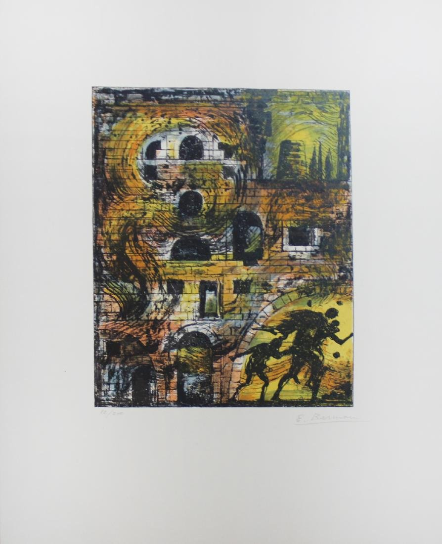 "Eugene Berman ""Untitled"""
