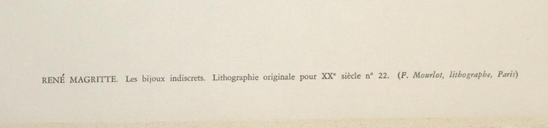 Rene Magritte - Les Bijoux Indiscrets - 4