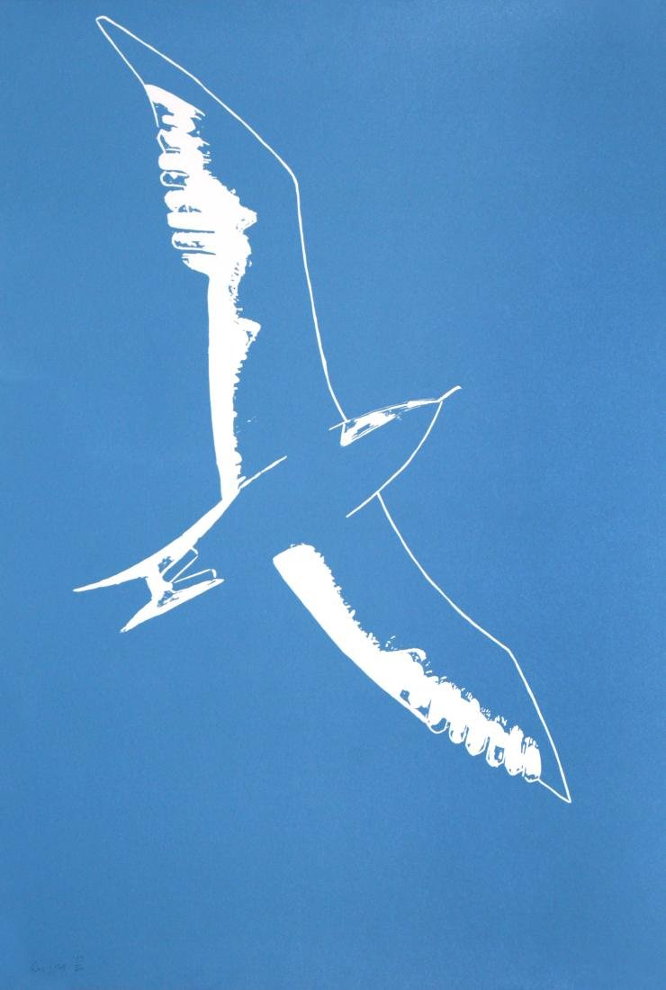 Alex Katz - Seagull