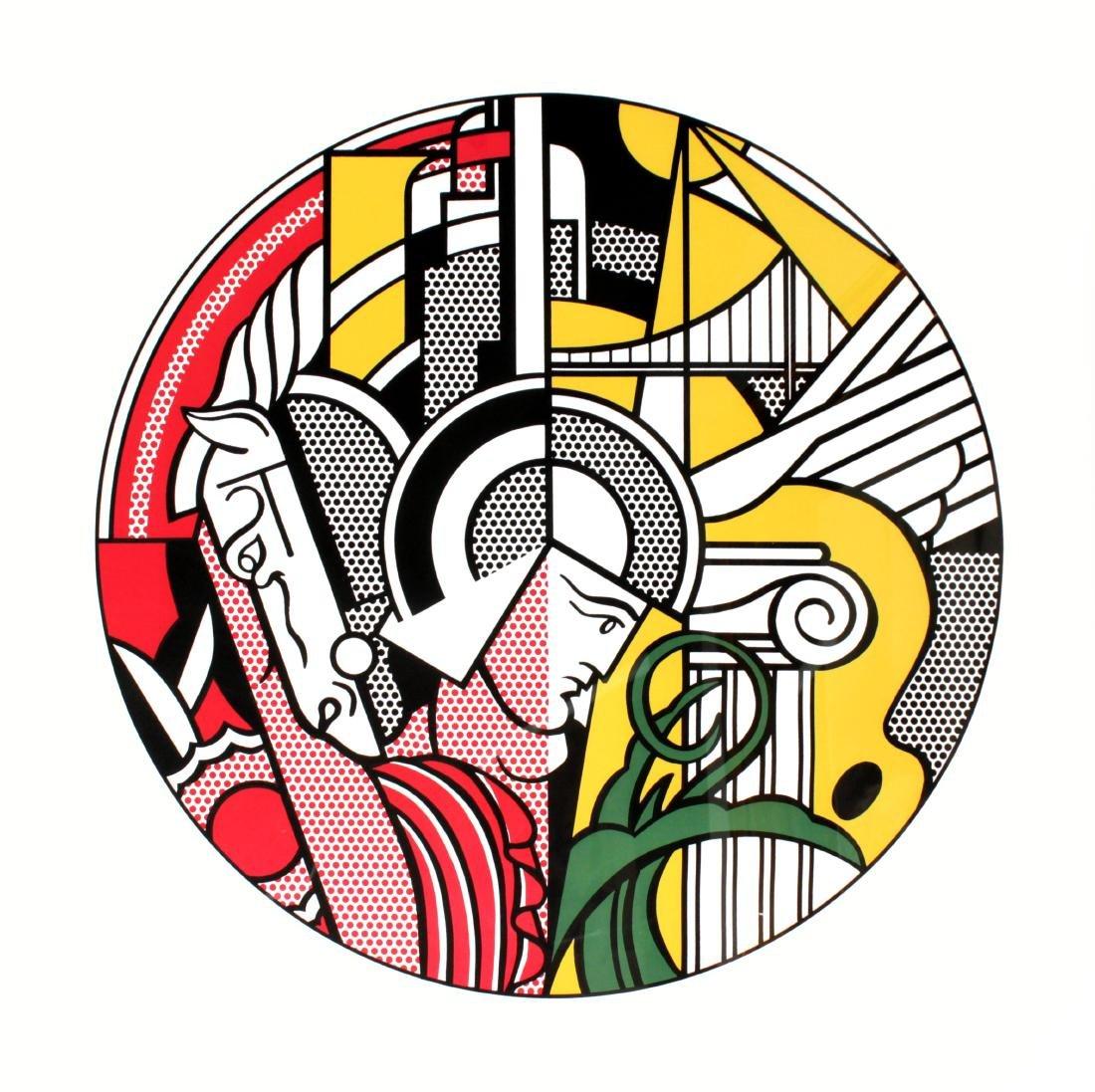 Roy Lichtenstein - The Solomon R. Guggenheim Museum