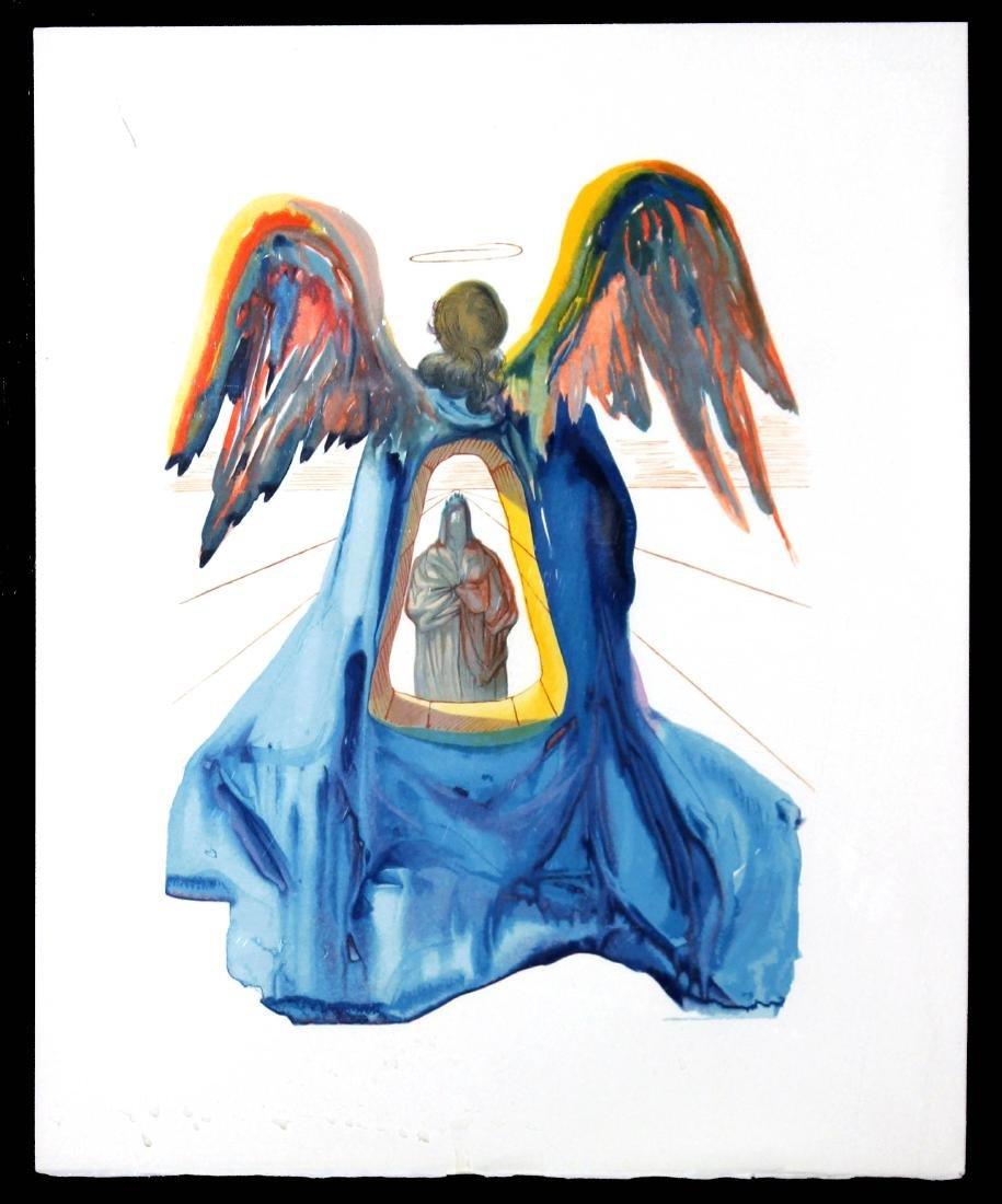 Salvador Dali - Dante Purified