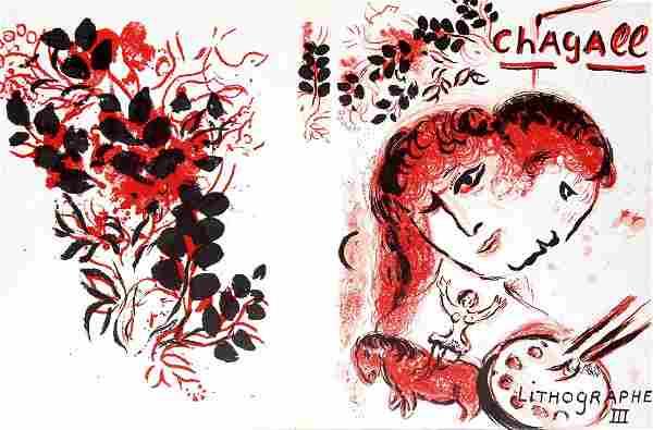 Marc Chagall - Chagall Lithographs Vol. III