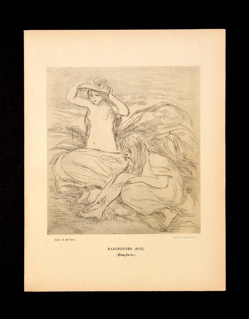 Pierre-Auguste Renoir - Baigneuses