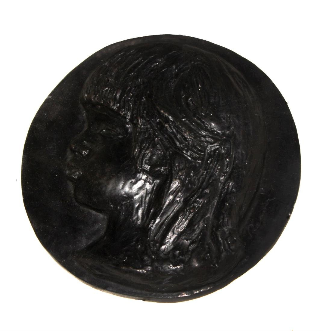 Pierre-Auguste Renoir - Medallion de Coco