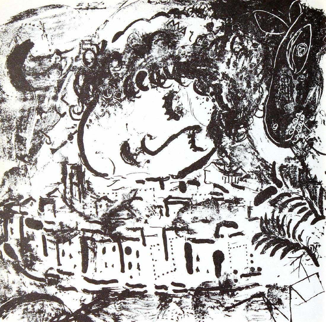 Marc Chagall - The Village