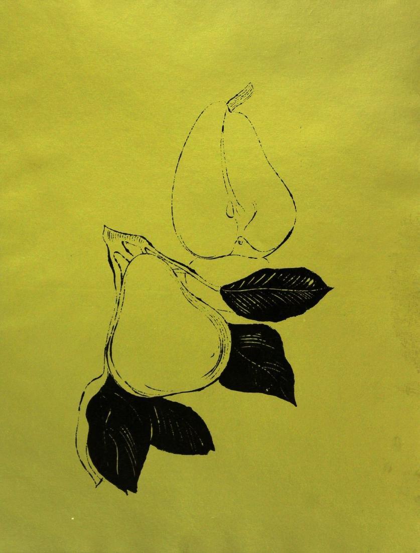 Andy Warhol - A Gold Book IX