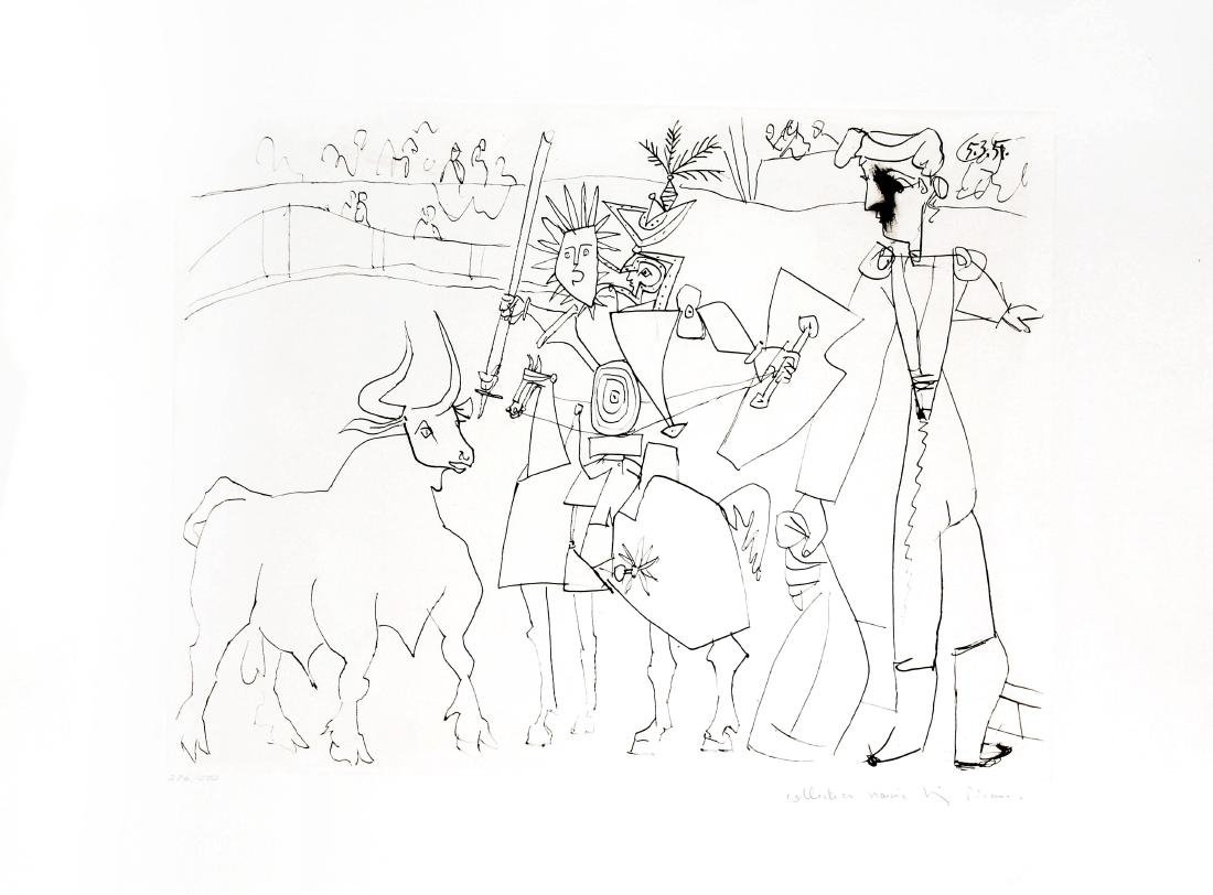 Pablo Picasso (After) - Bullfight