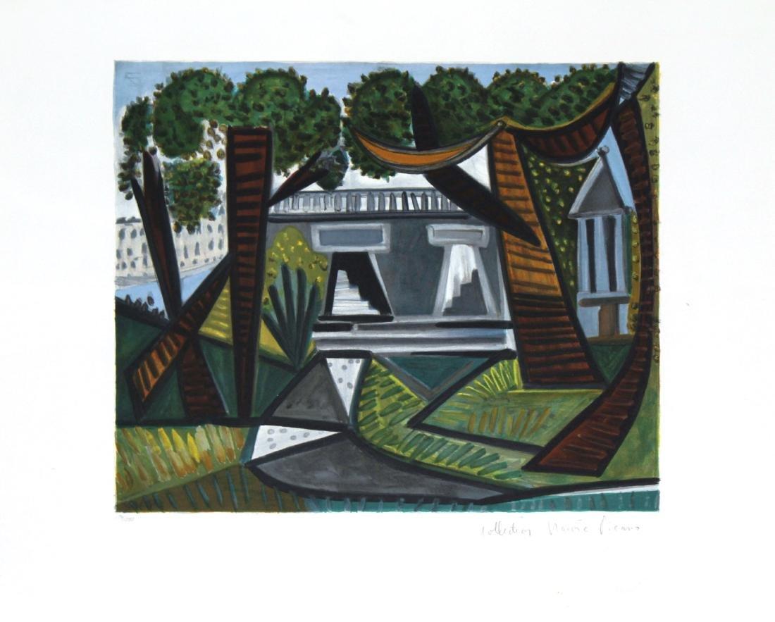 Pablo Picasso (After) - La Verte Galant