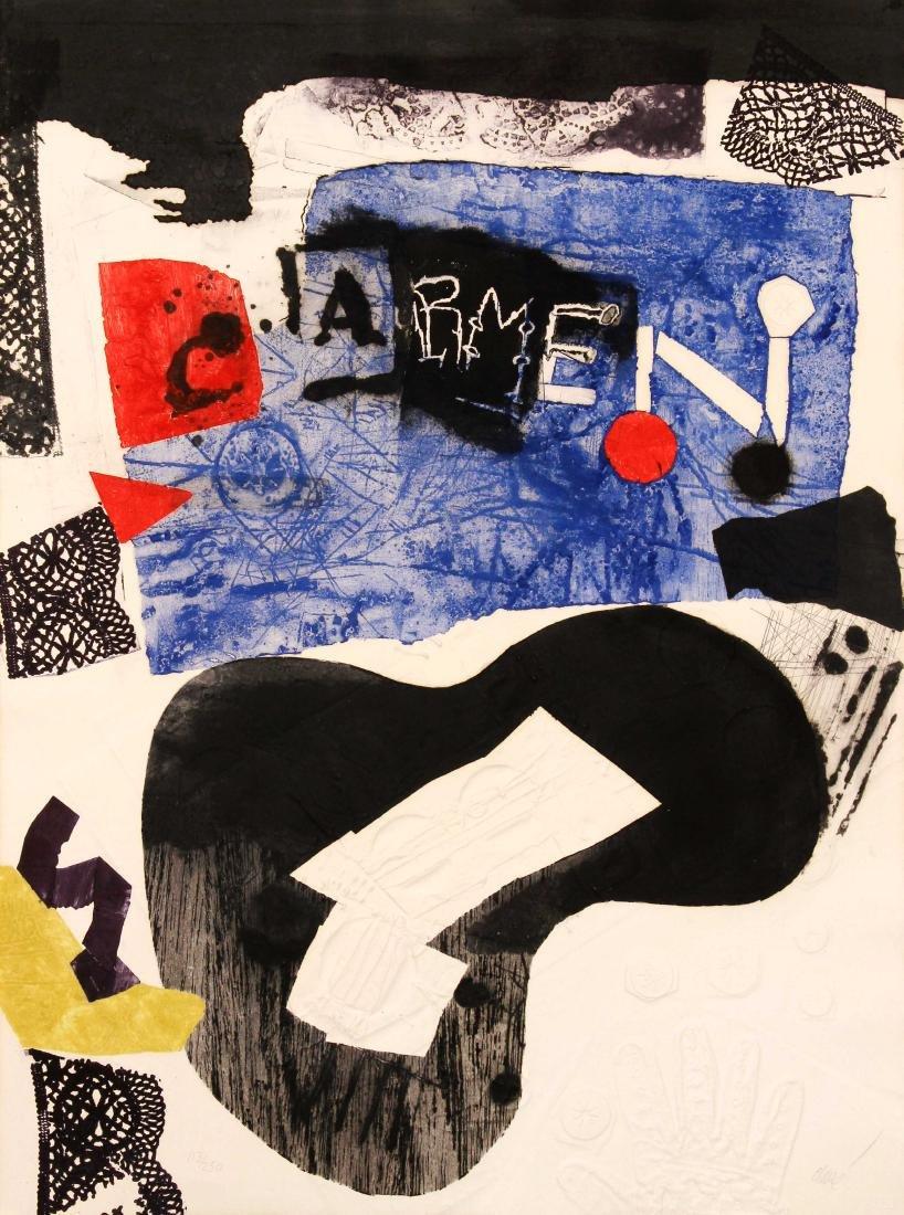 Antoni Clave - Carmen