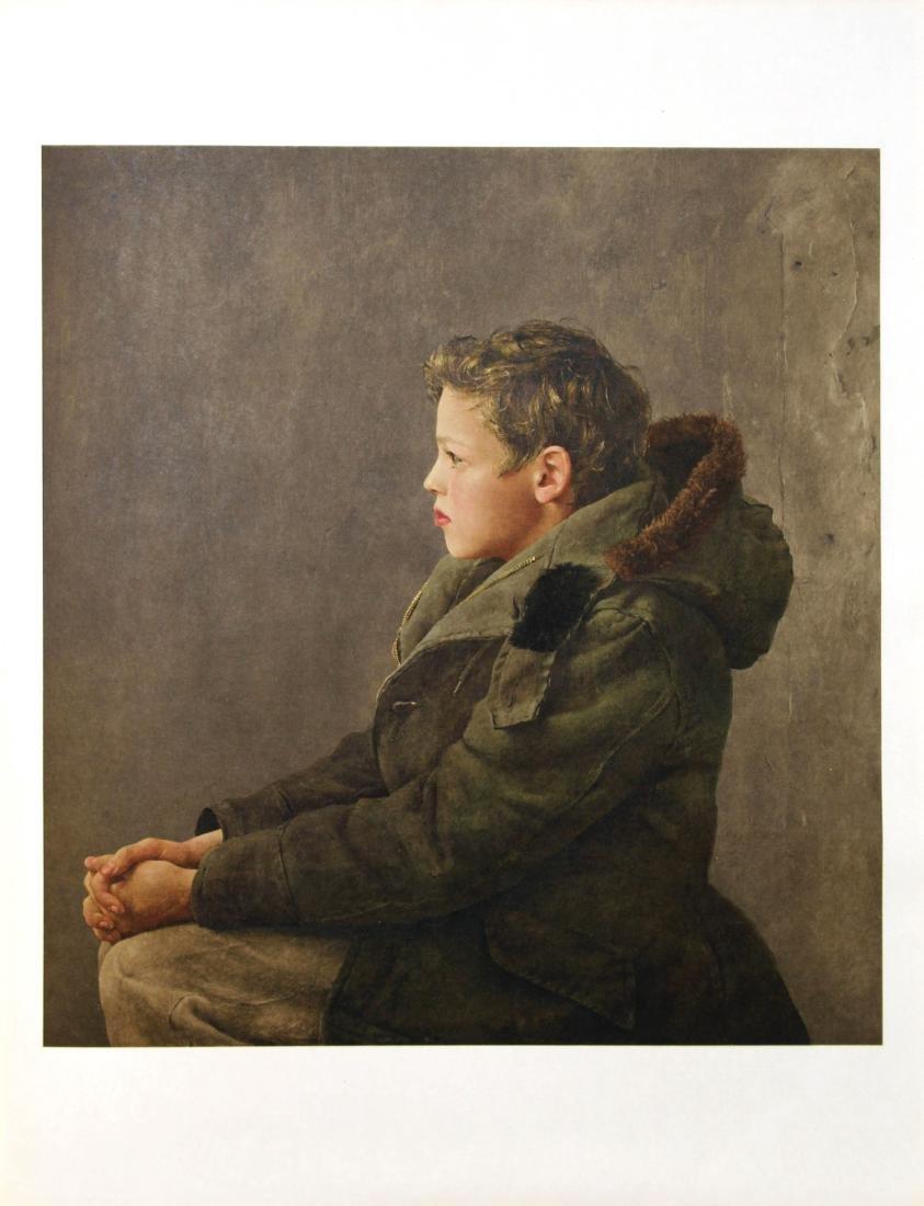 Andrew Wyeth  - Nicholas