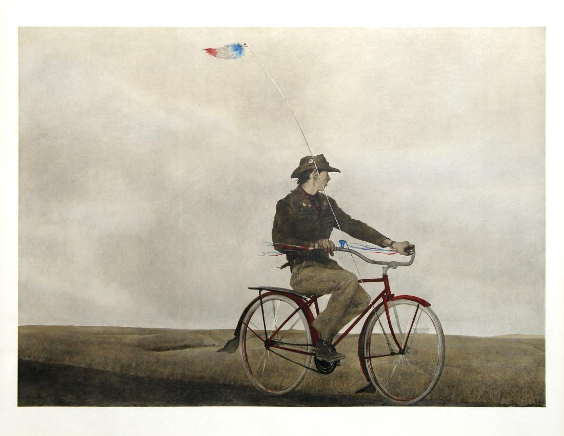 Andrew Wyeth  - Young America