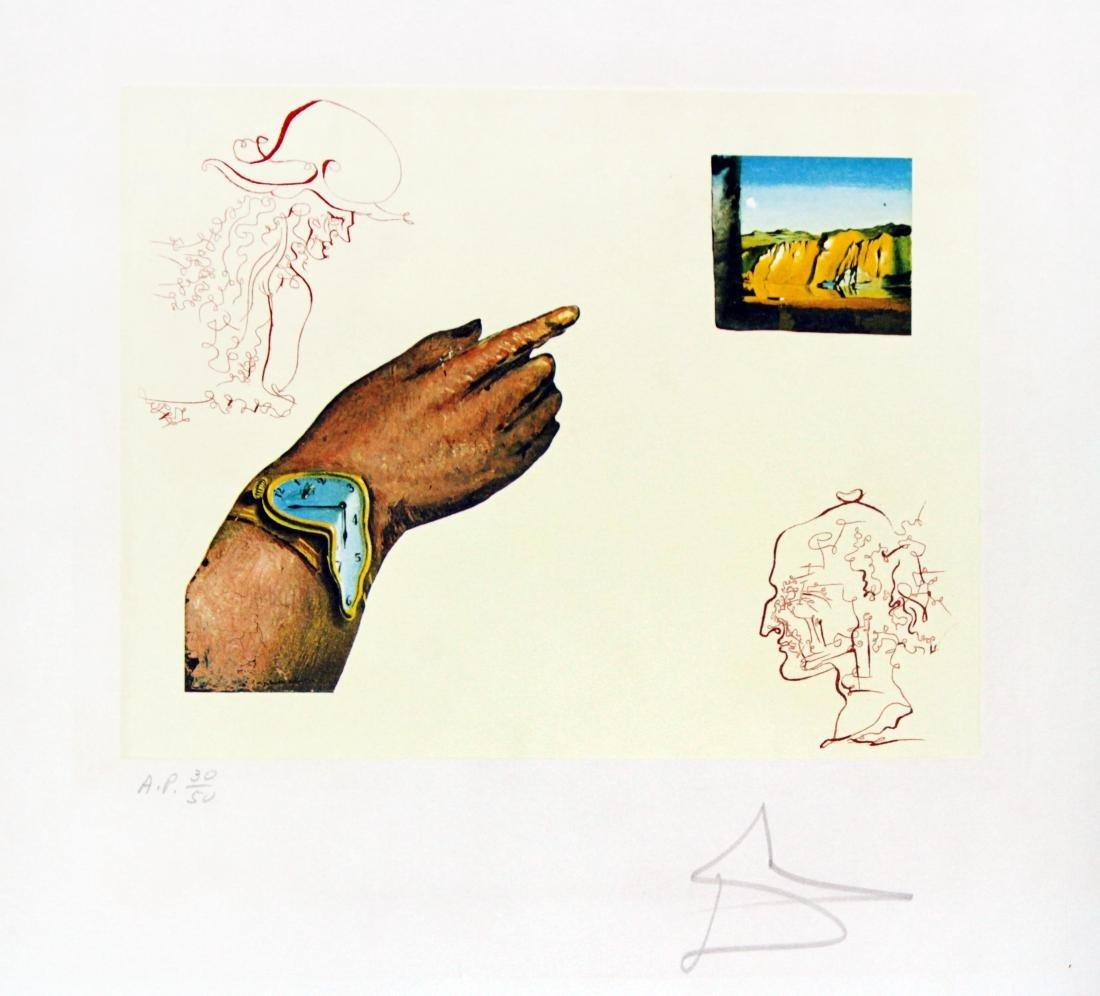 Salvador Dali - Reflections