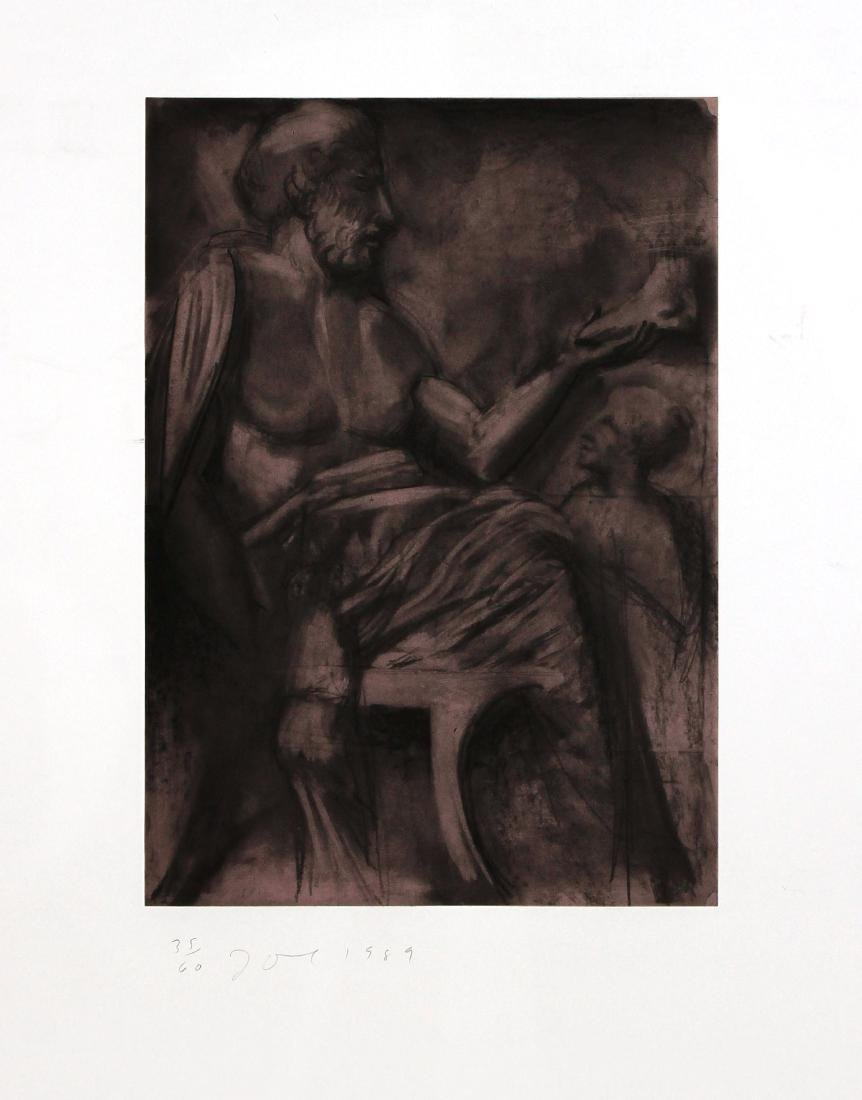 Jim Dine - Greek and Roman Antiquities
